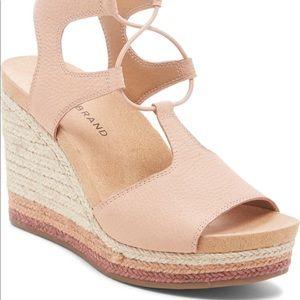 Women's Lucky Brand Yejida Espadrille Wedge Sandal